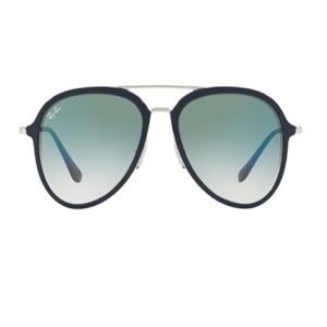 RAY-BAN BLUE   new - no tag